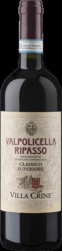 Valpolicella Classico Superiore Ripasso Villa Crine